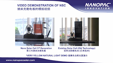 Video Demonstration of NSC
